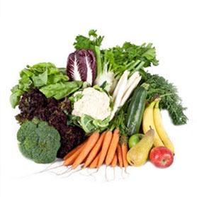 BARF Gemüse
