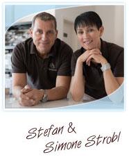 Stefan und Simone Strobl