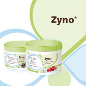 zyno-ergaenzungsfuttermittel für Hunde