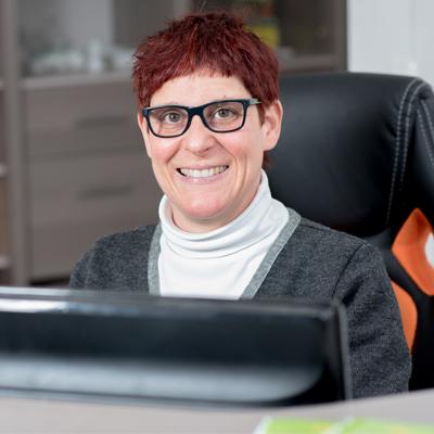 Tierärztin Karin Bührle